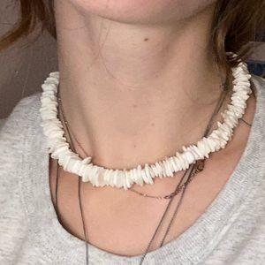 Brandy Melville Jewelry - puka shell necklace